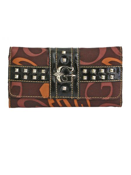 Brown G-Style Wallet - KW157