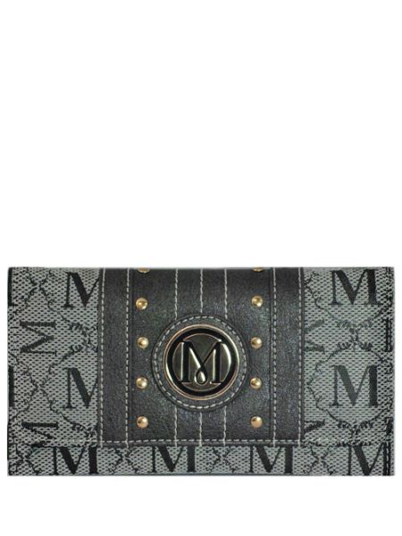 Gray M-Style Wallet - KW314